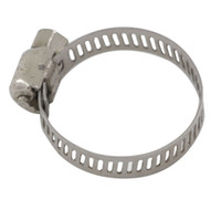 Wholesale Hose Clips - 10pcs Stainless Steel Hose Clamps Pipe Clamp Air Water Tube Clips Fit Hose Size 6-27mm