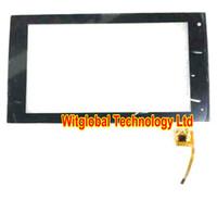 "Wholesale prestigio tablet digitizer - Wholesale- New for 7"" Prestigio MultiPad pmp3470b TABLET Capacitive touch screen panel Digitizer Glass Sensor Free Shipping"