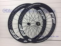 Wholesale Time Bikes Frames - Full carbon road bike wheels FFWD F6R 60mm rim carbon bicycle wheelset with R36 hubs (sell 2015 newest time skylon C59 frame)