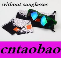 Wholesale Eyewear Bag - Factory Price only bags and cloth for brand eyewear BLoCK Helm Sunglasses packages MOQ=50pcs,Fast ship