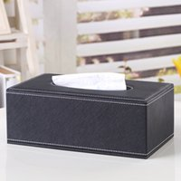 Wholesale Perfect Seats - Wholesale- Ever Perfect Modern Style Tissue Box Napkin Organizer Toilet Paper Holder Home Decoration