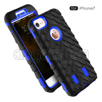 Wholesale Triple Wallets - For iphone 5s case Armor robot Triple Shockproof Rugged Hybrid gravity cell phone case wholesales for iphone 7 iphone 6s plus 7plus