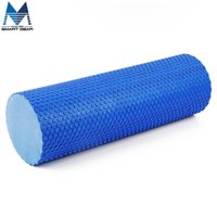 black tissues - cm EVA Foam Roller Floating Point Solid Massage Roller Exercise Crossfit Fitness Gym Muscle Tissue Pilates Yoga Roller