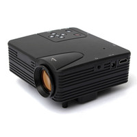 Wholesale hd games for pc - Wholesale-2016 Newest Portable Home Cinema Theater Multimedia For Video Games TV MIni LED LCD Projector HD 1080P PC AV TV VGA USB HDMI