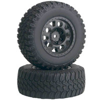Wholesale Rc Traxxas Truck - 4X RC Rubber Tires with Wheel 4PCS For RC 1:10 Traxxas Slash Truck T3005