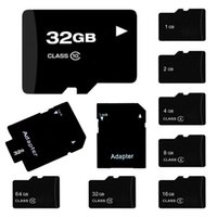 Wholesale Real 2gb Micro Sd Card - For Android Smartphone Real C4 2GB 4GB 8GB C6 16GB C10 32GB 64GB MircoSD Micro SD TF Memory Card