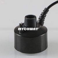 Wholesale Fog Humidifier - New Air Humidifiert Nozzle Fogger Fog Water Fountain Pond Atomizer Air Humidifier Air Refresh Moisturizer