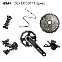 Wholesale Bike Slx - 2017 new shimano slx m7000 1x11 s groupset speed and hydraulic disc brake for mtb mountain bike