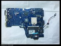 Wholesale Amd Motherboard Satellite - For Toshiba Satellite A660D A655D laptop K000108480 NWQAE LA-6192P socket S1 DDR3 integrated motherboard ,fully tested