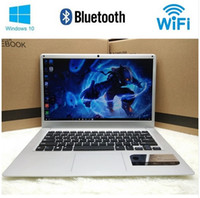 Wholesale Cheap Ultrabook - 14 inch ultrabook 4G 64G EMMC In-tel X5-Z8350 Windows10 System Laptop HDMI WIFI notebook with bluetooth 8000mah high battery cheap laptop