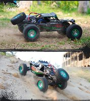 Wholesale 4wd Rc Trucks - RC Car Original WLtoys K949 1 10 2.4Ghz RC Remote Control Truck Dirt Drift Car 4WD RC Climbing Short Course RTF 30KM H