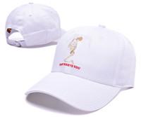 2017 nueva gorra de béisbol de moda indio jefes calaveras ka yue estrella  con el párrafo blanco YeezusCAP para mujeres men6 panel hip hop sombreros ce5763c0924
