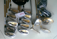 Cindy New Shop Real Pics Set completo Hon ma S-05 4 stelle Golf Club Woods + Irons + Golf Putter Altre foto Contattare il venditore