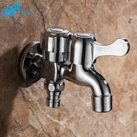 Artificial Plants Plastic Dual Holder Single Hole Doodii Brass Wall Mount  Chrome Finished Small Tap Decorative