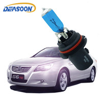 Wholesale Dual Beam Xenon H4 - 1pcs 9004 HB1 Halogen 55W 12V Dual-Beam Low High Headlight Bulbs Xenon White