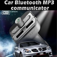 Wholesale Car Cigarette Player - Earldom Car MP3 Player Bluetooth Handsfree Phone Navigation Car Cigarette Lighter Dual USB Fast Charge Car Charger