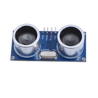 module arduino de capteur à ultrasons achat en gros de-HC-SR04 au monde Ultrasonic Wave Detector Module de télémétrie pour arduino Distance Sensor 5pcs / lot