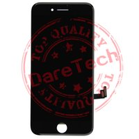 Wholesale Wholesale Touch Screen Frame - Grade A +++ LCD Display Touch Digitizer Frame Assembly Repair For iPhone 7 7 Plus free DHL shipping
