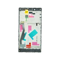 Wholesale T Lcd - for Nokia lumia 720 n720 lcd for Nokia Lumia 720 LCD Screen Display with Touch+Frame+Free Tools full assembly 4.3 inch with t