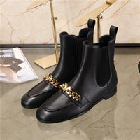Wholesale Fine Medium Hair - Free shipping high-heeled boots Martin female rabbit hair fine with pointed side zipper short boots warm boots