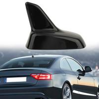 golf köpekbalığı toptan satış-Araba çatı dekorasyon Shark fin anten Volkswagen VW Golf 6 için Tiguan Magotan Sagitar CC Passat AUDI A4L A6L Q5 A1 A3 A5 A8