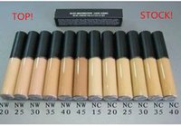 Wholesale Select Natural - TOP QUALITY!IN STOCK New Makeup Face SELECT MOISTURECOVER CACHE-CERNES concealer !5ml FREE DHL SHIPPING