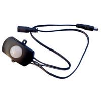 ingrosso passaggio corridoio-All'ingrosso- Mini TDL 2023 regolabile PIR infrarosso Sensore di movimento a infrarossi Interruttore a LED per corridoi di illuminazione automatica