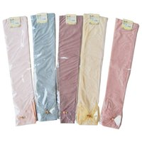 Wholesale Long Arm Gloves Ladies - Ladies long gloves summer breathable arm sleeves sunscreen lace gloves fashion accessories to participate in party activities