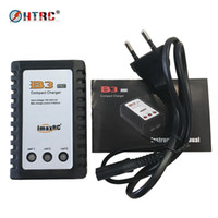 Wholesale Wholesale Battery Helicopters - Imax B3 PRO RC Balance Charger for 2s-3s LiPo Battery LIPO Battery Charger B3 7.4v 11.1v Li-polymer 2s 3s Cells for RC LiPo