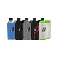 Wholesale Heads Cylinder - Original Eleaf Ikonn Total Kit 5.5ml starter kit e cig with iKonn Total vape mod HW2 Dual-Cylinder 0.3ohm Head