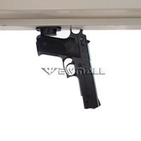 ingrosso supporti per scrivania-Supporto per pistola a pistola a scomparsa magnetica per tavolo da scrivania o tavolo da 25 libbre