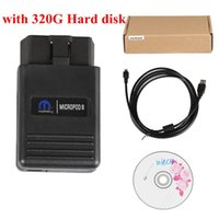 Wholesale Hard Disk Tools - 2017 New Arrival V17.04 wiTech MicroPod 2 Diagnostic Programming Tool for Chrysler With 320G Hard Disk HDD wiTech Scanner Best Quality