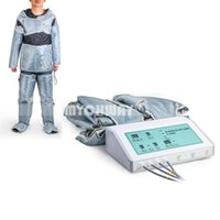 Wholesale Detox Massager - Home-use Pressotherapy Machine Drainage Lymphatic Detox Suit Body Slimming Blanket Air Presure Spa Beauty Massager Device