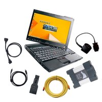 Wholesale Laptop Mode Tools - New Arrival ICOM Next + X201T Touch Screen Laptop Engineer Mode Diagnostic & Programming Tool Update for BMW ICOM A2+B+C