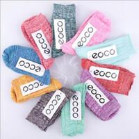Wholesale Japanese Socks Female - Wholesale- 10 pairs=1 lot Winter Colorful Cute Women Socks Cotton Tube Japanese Casual Art Warm Kawaii Short Female Socks MF748541