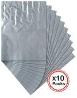ingrosso gele semplice-10 Set 20 pezzi in totale Plain Silver Beaded African SEGO headtie SEGO gele e Ipele Head Gear sciarpa HD495