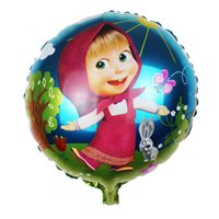 Wholesale Cartoon Frozen Balloon Anna Elsa Olaf Sets Inch Hydrogen Balloon Birthday Party Decoration Foil Balloons for Kids Party Supplies