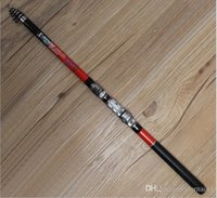 Wholesale Telescopic Carbon Rods - New 1.8M 2.1M 2.4M 2.7M 3.0M Telescopic Fishing Rod Spinning Fish Hand Tackle Sea Carbon Fiber Pole Portable