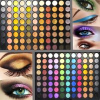 Wholesale Makeup 88 Colors - 2016 new arrival Beauty Outlet Professional makeup 88 color hight gloss eye shadow
