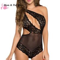 Wholesale Babydoll Clothing - Wholesale- 2017 Women Clothes Women's Sexy Lingerie Nightwear Underwear Babydoll Sleepwear lace Dress G-string