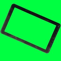 Atacado - PRETO NOVO 10.1INCH TOUCH SCREEN DIGITIZER PARA GOCLEVER TAB R104 MAJESTIC TAB 201 301 302N 311 411 TABLET PANEL REPAIRMENT