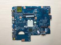 acer aspire anakart toptan satış-Acer Aspire 5536 Laptop Anakart için MBP4201003 48.4CH01.021 AMD Soket S1 DDR2 Dizüstü Masaüstü