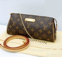 Wholesale Top Brand Ladies Handbags - Top-Quality 2017 Famous brand Genuine Leather gg Handbag Pochette Women Shoulder Bag lady classic clutch bag party bags cc purse 95567