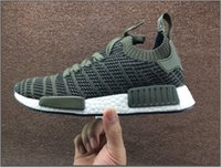 Wholesale Nice Free Shoes - 02017 Free Shipping NMD Runner XR1 Black White Nice Tuck Coat Knitting Men's Ladies Running Shoes Sneakers Original Classic Casual Shoes