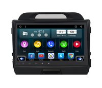 Wholesale 3g Transmitter - Android 6.0 Car DVD GPS For kia sportage R 2010 2011 2012 2013 2014 2015 3G 4G Wifi Bluetooth maps Rear Camera