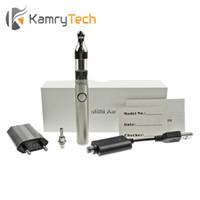 Wholesale X9 Mini Starter - Wholesale-CLEARANCE SALE! Kamry Mini Electronic cigarette Starter Kit Mini X9 650mAh 2.0ml Vaporizer E Hookah Vape Pen Rechargeable