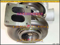 T88 T88-33D 49174-00890 49174 00890 Universal turbo Turbocharger 1.05 AR T4 Flange oil Journal Bearing 97mm v band 1000HP