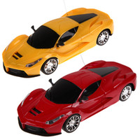 Wholesale Wholesale Nitro Rc Trucks - Wholesale- 1 24 Drift Speed Radio Remote Control Car Toy RC RTR Truck Racing Car Toy Xmas Gift Random Color K5BO