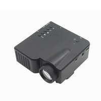 Vente en gros HOT nouveau Mini projecteur LED HD multimédia Player Home Cinema HDMI VGA USB PC à la TV de haute qualité DEC29