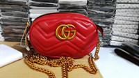 Wholesale Bum Bags - 2017NEW pu G Waist Bags women Fanny Pack bags bum bag Belt Bag Women Money Phone Handy Waist Purse Solid Travel Bag #G1887G